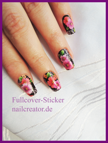 Fullcover-Sticker C027