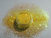 Glitter mix yellow 2 gr.