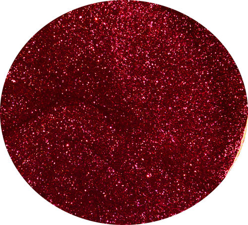 """Dark red"" 5ml  Glitter Gel"