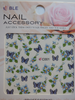 Nailart Tattoo C001