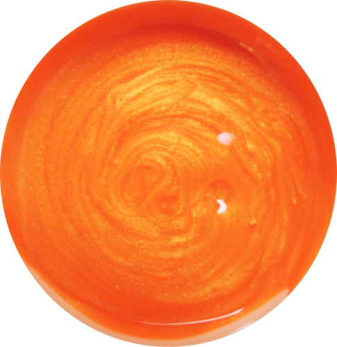 """Caribic orange"" Farbgel 5ml"