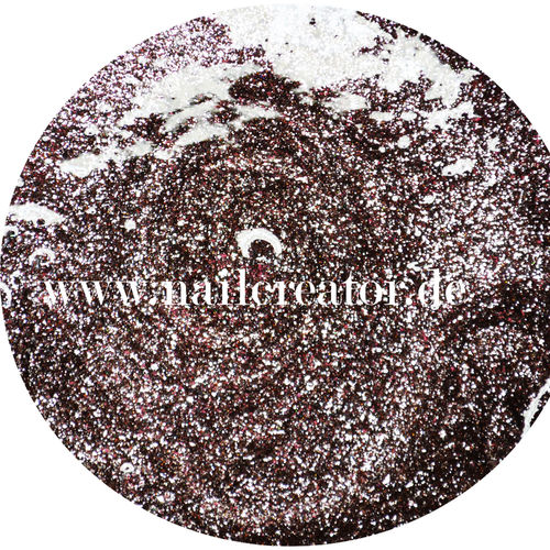 """Dark Champain"" 5ml Glitter Gel"